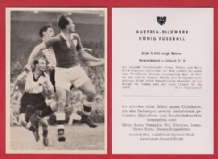 West Germany v Ireland Martin Aston Villa A103